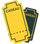 Pictogramme illustratif de la carte bon cadeau escape game Troyes Lock Academy
