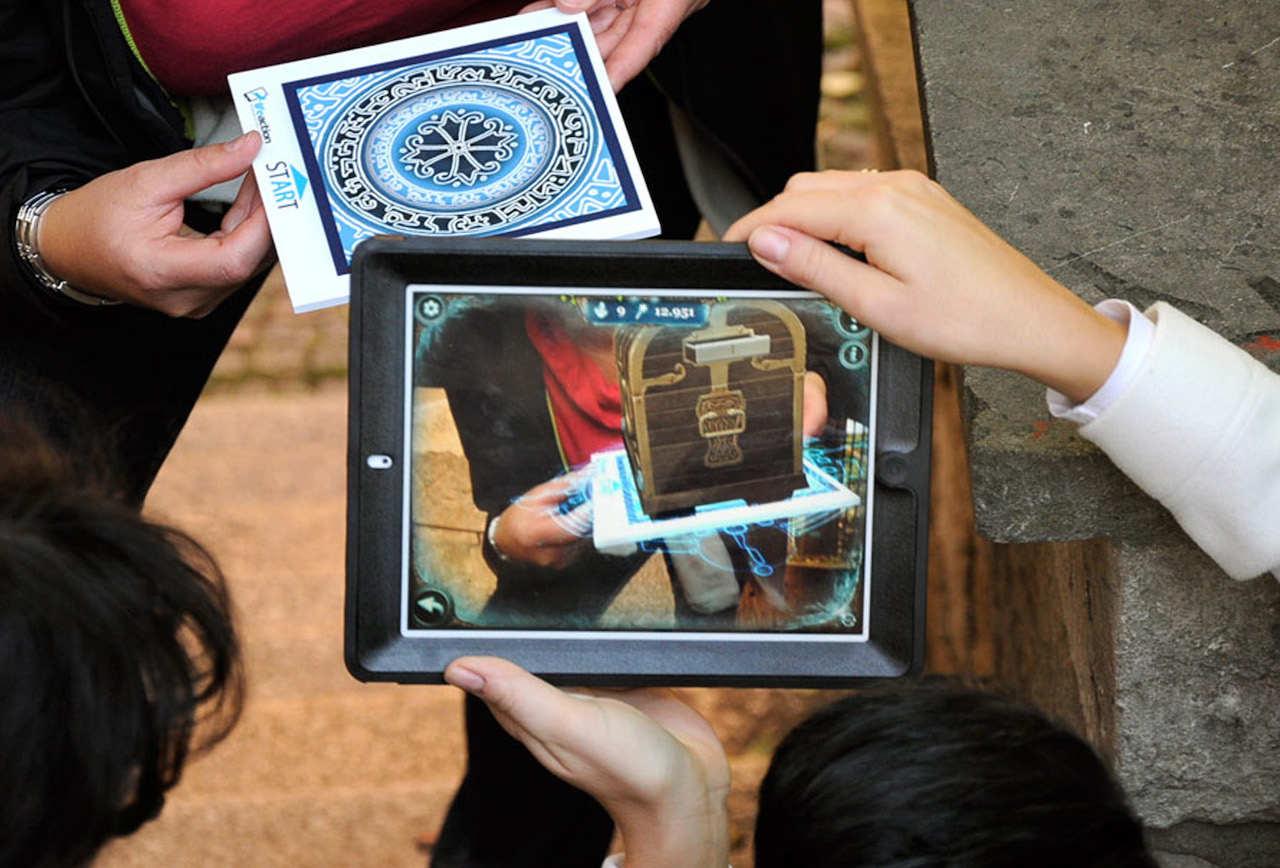 Portail Magique par la Lock Academy - Escape Game Troyes